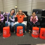 Bucket Drumming, Candy Notation and Heads Up FUN!